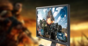 monitor for Xbox One