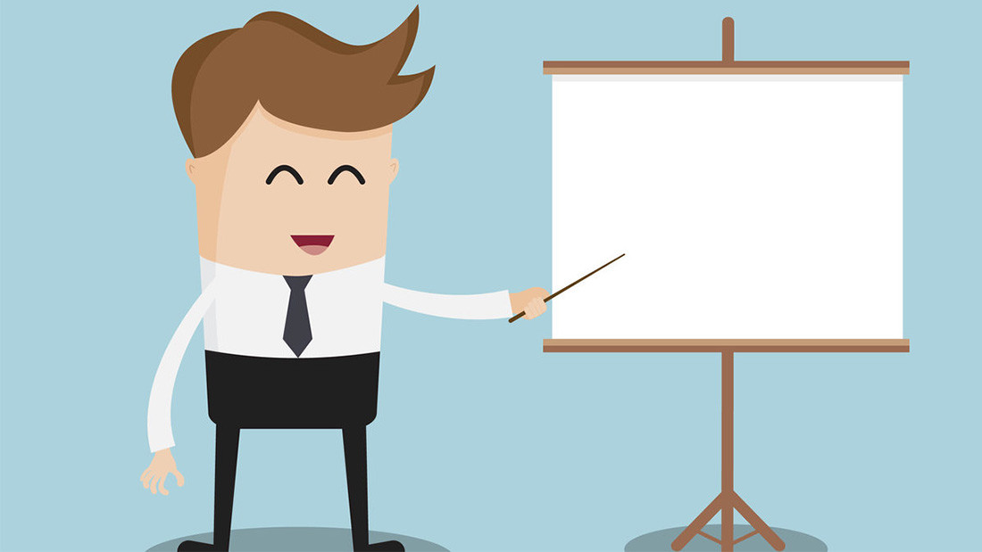 Marketing Strategy Getting Animated Presentation In The Business World