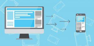 Conversion centric web design