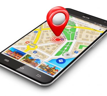 Black owl portable GPS Tracking Features